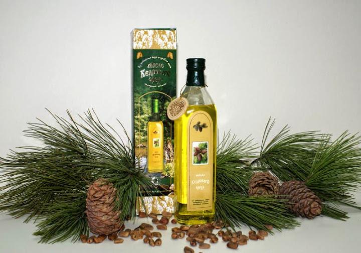 Польза масла кедровых орехов