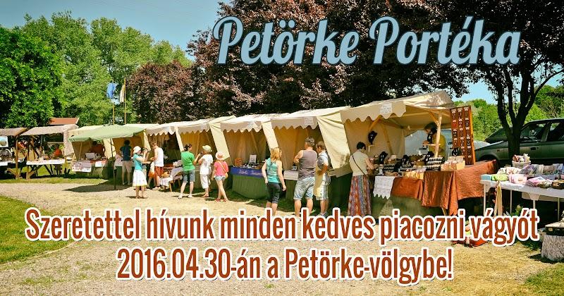 Petörke Portéka 2016.04.30