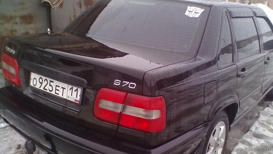 S on 2000 Volvo S70 Horsepower