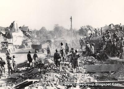 1936: Pakistan (Quetta). Richter scale: 7.5, Deaths: 35,000, Cost ($m): 25