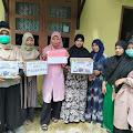Masyarakat Kuala Ligan Aceh Jaya Lakukan Donasi Peduli Palestina