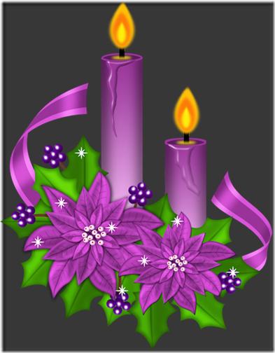 velas navidad dibujos (4)
