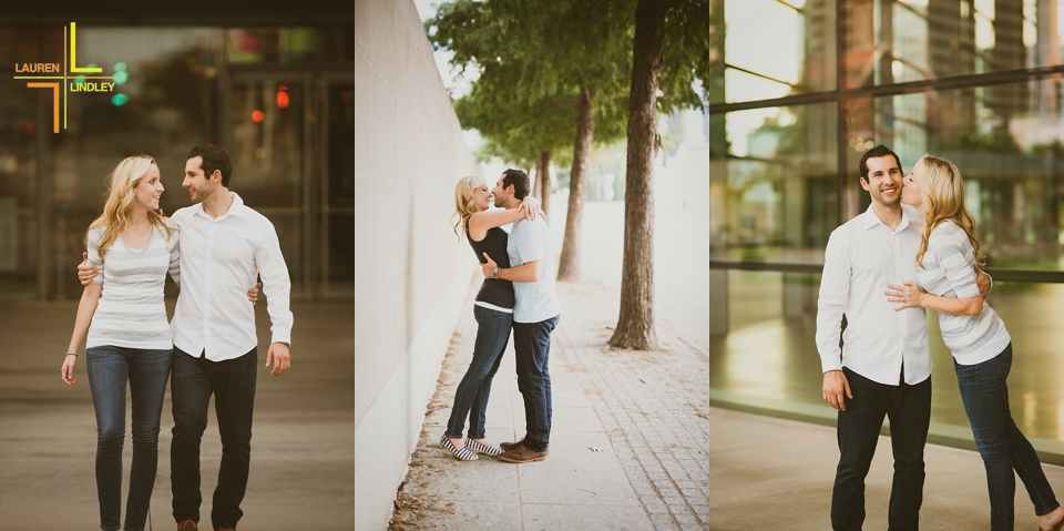 Winspear Opera House Engagment Session