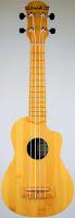 "Veelah ""Vamboo"" Bamboo Acoustic Soprano"
