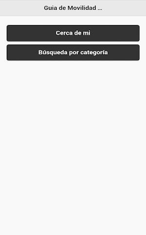 android Movilidad Sanlúcar de Bda. Screenshot 13