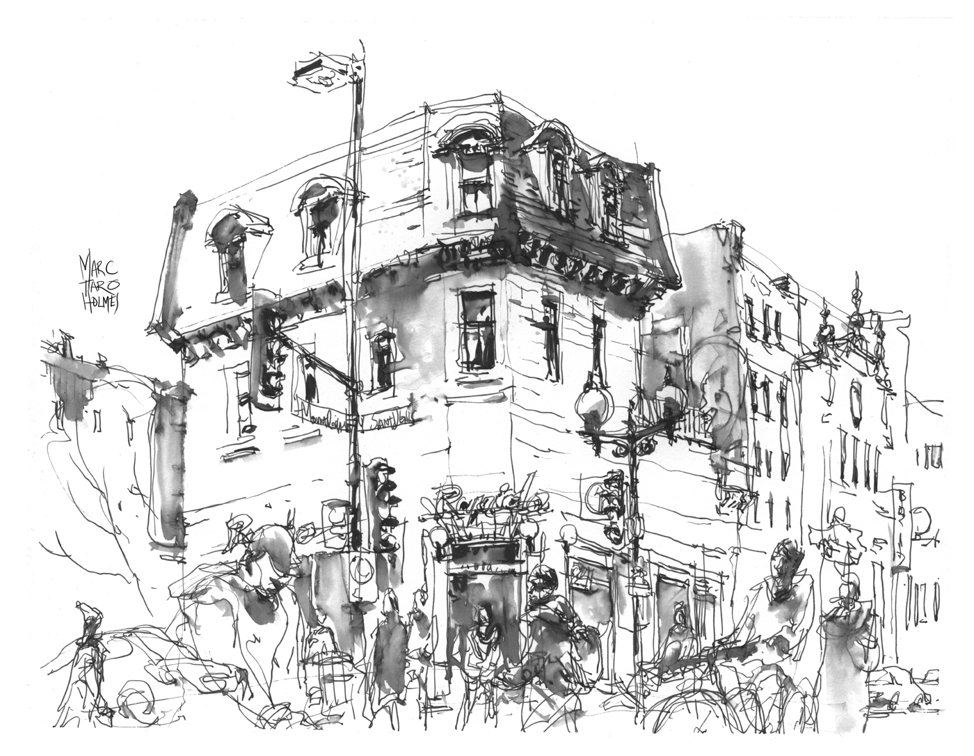 Montreal Touch Up Paint Pen