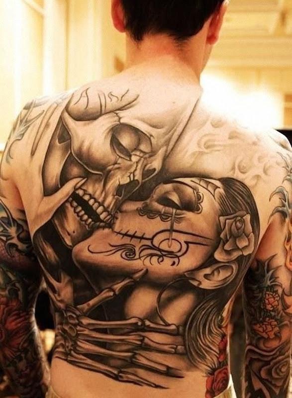 total_magnfica_peça_de_volta_dia_dos_mortos_tatuagens