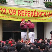 Actuació a Vilafranca 1-11-2009 - 20091101_145_id2d8f_CdL_Vilafranca_Diada_Tots_Sants.JPG