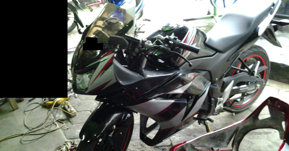 Modif Yamaha Fix R  Modifikasi Motor Yamaha 2016