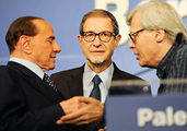 Sgarbi Silvio Musumeci
