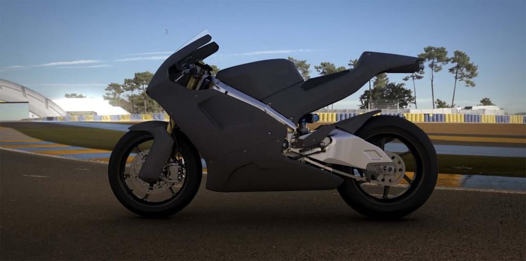 Suterから「新型」の2ストロークバイクが登場