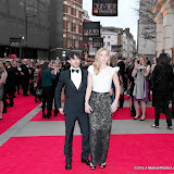 WWW.ENTSIMAGES.COM -    Hattie Morahan    at      The Olivier Awards at Royal Opera House, Covent Garden, London, April 28th 2013                                               Photo Mobis Photos/OIC 0203 174 1069