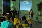 Uczniowie Technikum Morskiego i Politechnicznego z wizytą w naszej szkole.