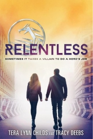 Review: Relentless by Tera Lynn Childs and Tracy Deebs