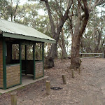 Six Foot Track information shelter (410822)