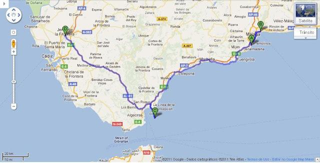 espanha - [Crónica] Sul de Espanha 2011 Dia11