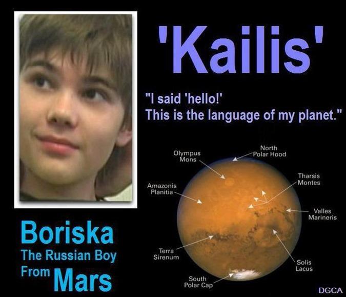 A criança índia da Rússia uma alma reencarnada de Marte com conhecimento fascinante confunde cientistas 03