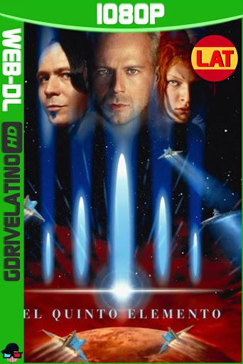 El quinto elemento (1997) WEB-DL Open Matte 1080p Latino-Ingles MKV