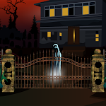 Trapped In Ghost House Icon