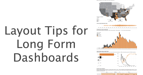 Tableau Tip Tuesday Layout Tips For Long Form Dashboards