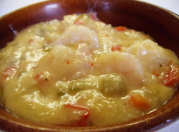 Low Country Grits And Shrimp Recipe