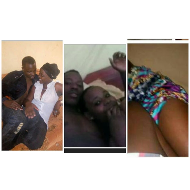 Ashaiman Lady Shares Before & After S3x Photos Of Herself & Her Man on facebook