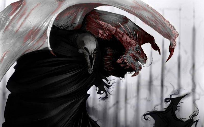 Devils Face, Death