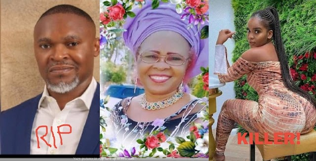 """""""I Was Celebrating My Son's Birthday, I Had No Idea He Has Been Murdered"""" – Usifo's Mother Cries Out"""