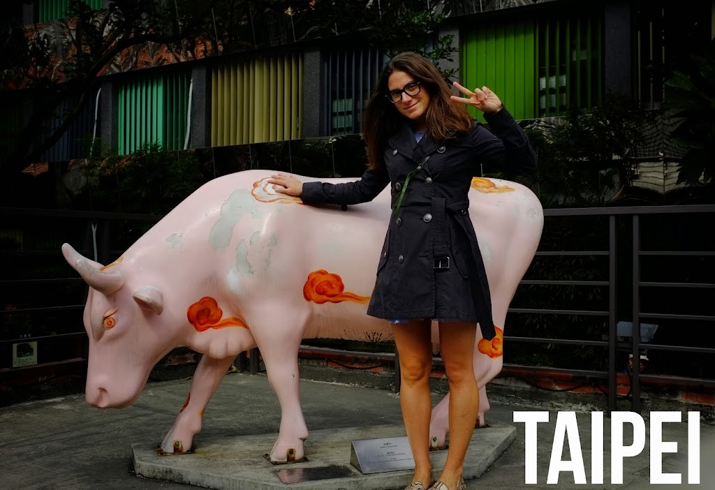 Sightseeing guide for one day in Taipei