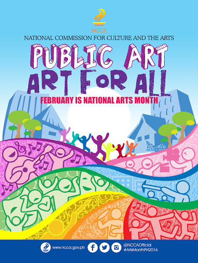 national arts month 2016