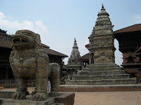 Durbur Square, Bhaktapur - Kathmandu Valley