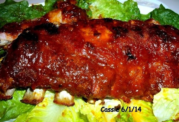 Pure Perfection /  Babyback  Ribs - Cassies Recipe