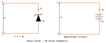 zener-diode-ON-state-schematic