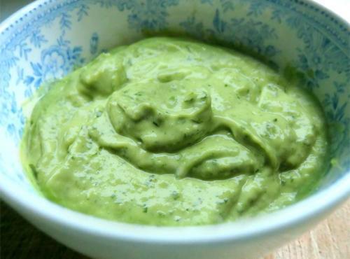 Avocado Dip Recipe
