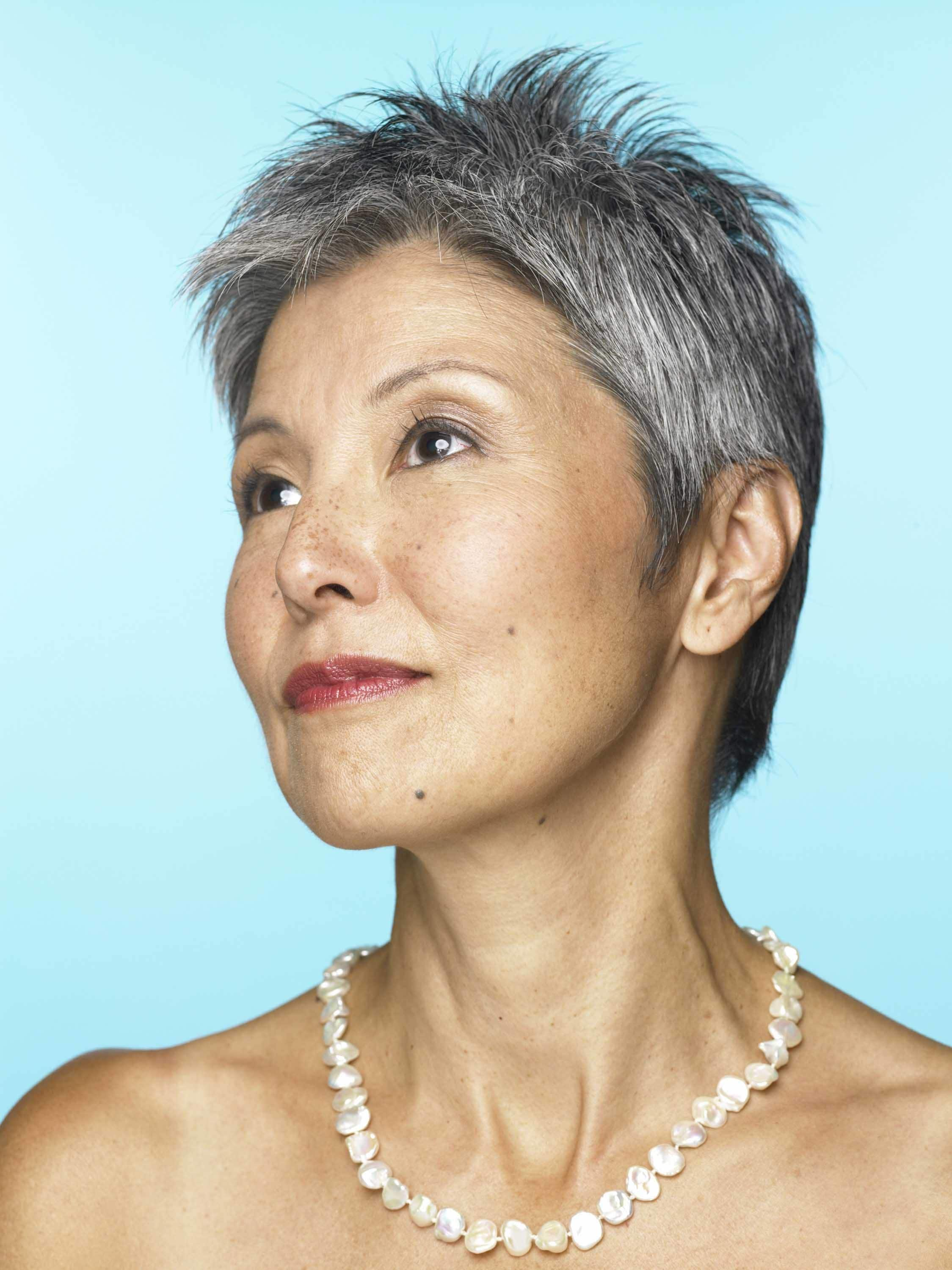 New Short Asian Hairstyles:Pixies,Bobs and Lobs 3