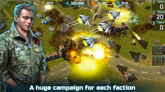 Art of War 3: PvP RTS modern warfare strategy game