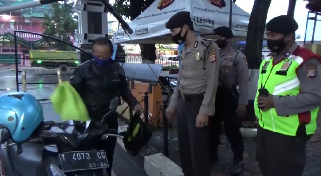 Pasca Aksi Teror di Mabes Polri, Polres Purwakarta Perketat Pengamanan