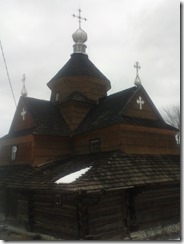 Ворохта, церква