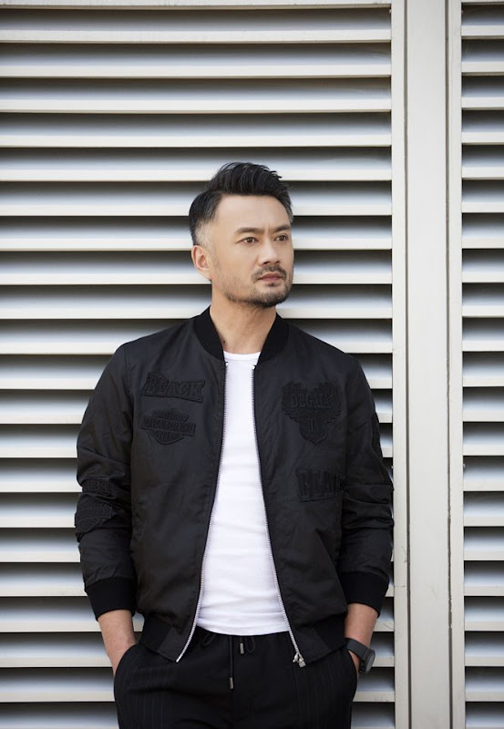 Cao Weiyu China Actor