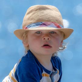by Keith Sutherland - Babies & Children Children Candids ( toddler, hat, boy )