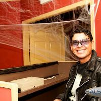 SALScary Party at La Casa del Son. Halloween 2011