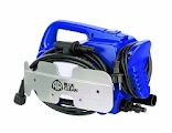 AR 118 electric pressure washer