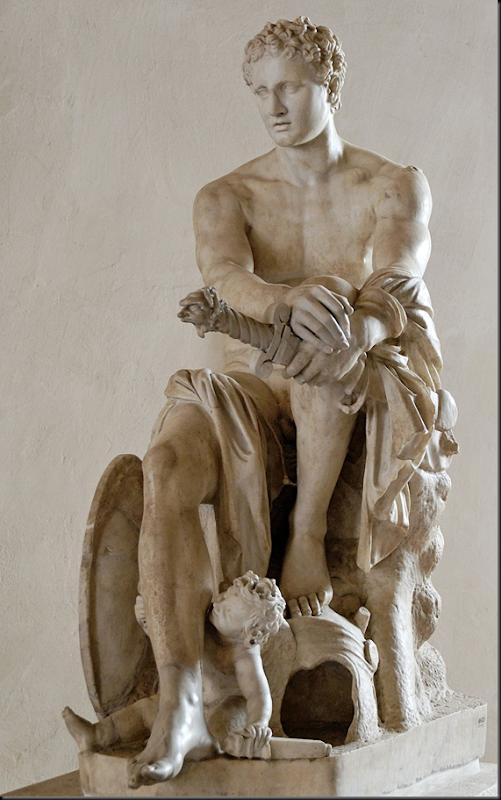 Ares Ludovisi - Palacio Altemps - Roma
