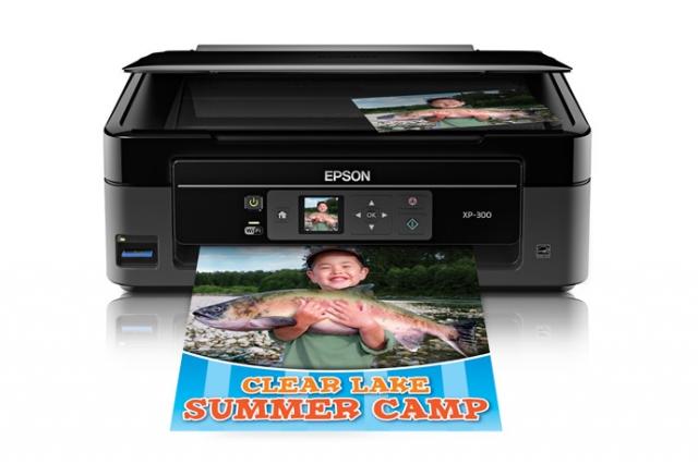 Download EPSON XP-300 Series 9.04 printer driver