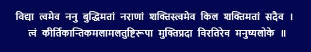 Durga Puja 2020 Mantra - 6