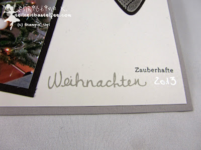 stampin up, endless wishes, wünsche zum fest, ornament keepsakes, scrapbooking layout, christmas, weihnachten