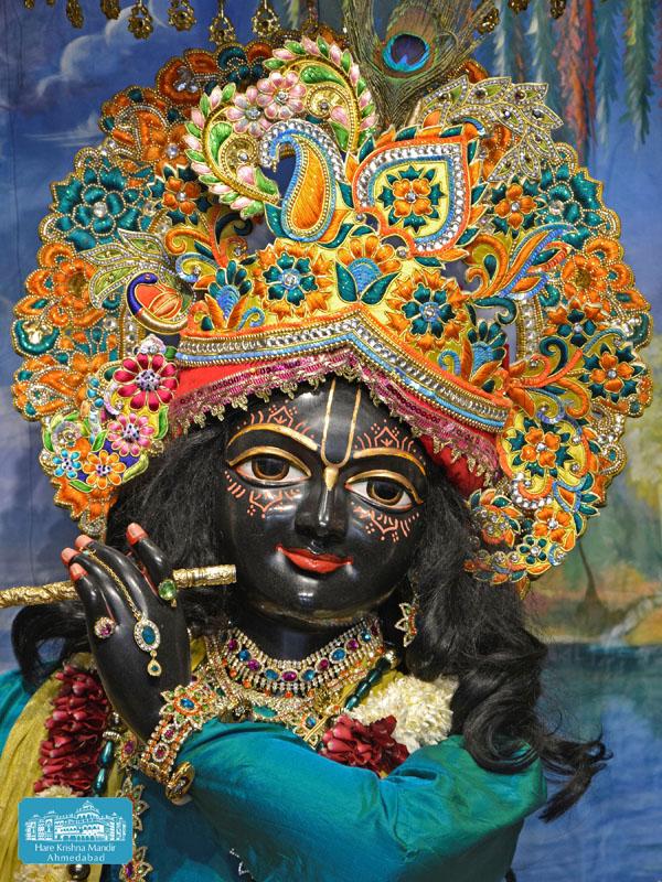 ISKCON Hare krishna mandir Ahmedabad 14 Dec 2016 (2)
