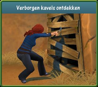 De Sims 4 verborgen kavels