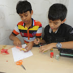 Diwali Card Making Activity