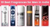 Top 10 Best Body Sprays For Men